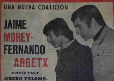 Jaime Morey y Fernando Arbetx