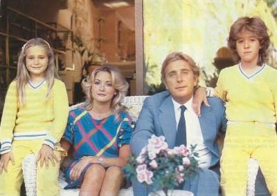 Jaime Morey, Marieta y sus hijas
