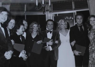 Homenaje amigos 1978