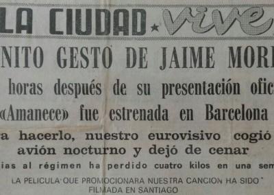 Jaime Morey - La ciudad vive