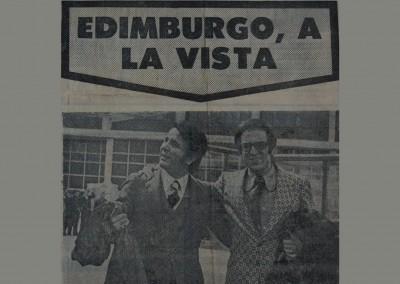 Jaime Morey Edimburgo